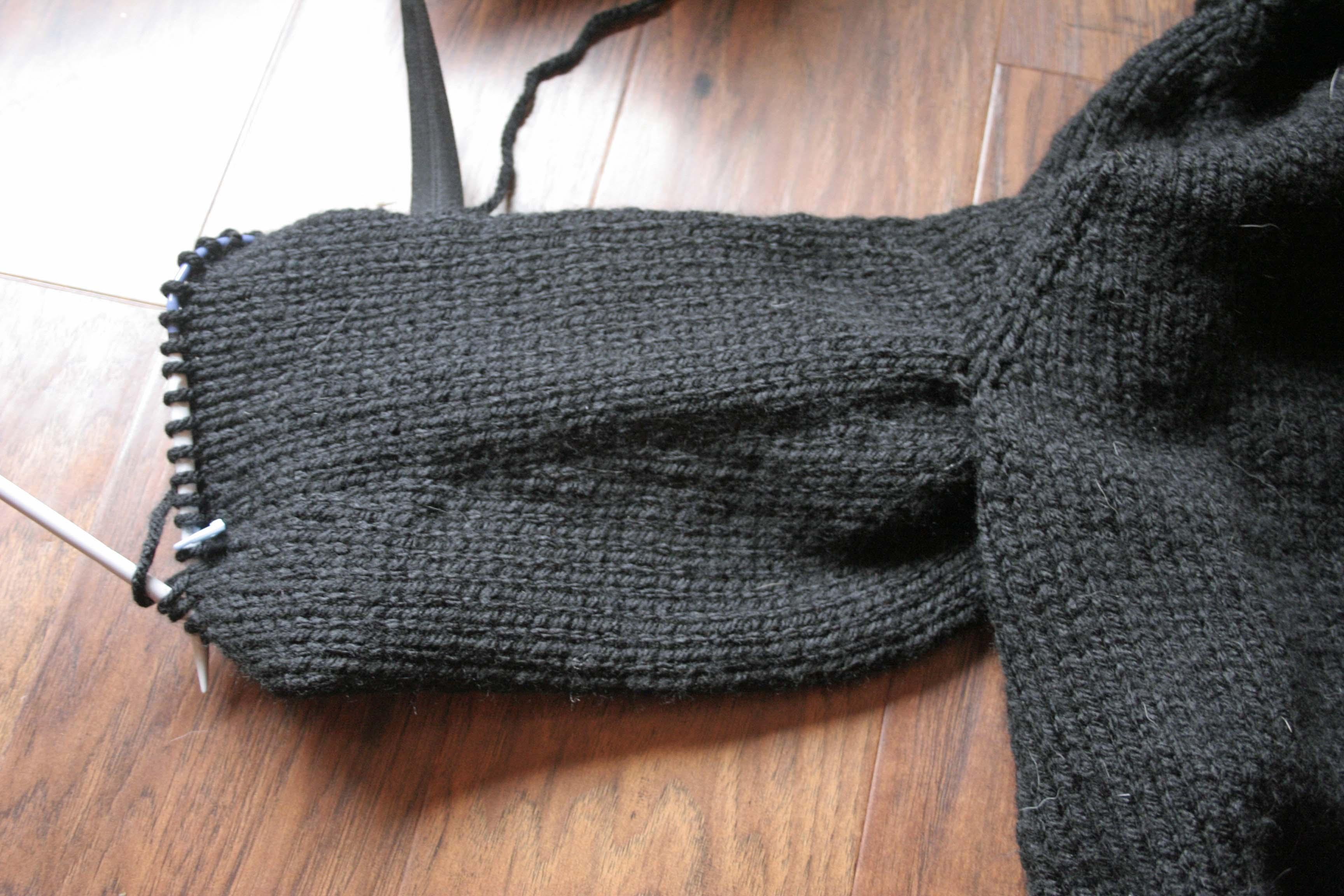 Knitting Yrn K2tog : K tog my tangled yarn knitting adventures