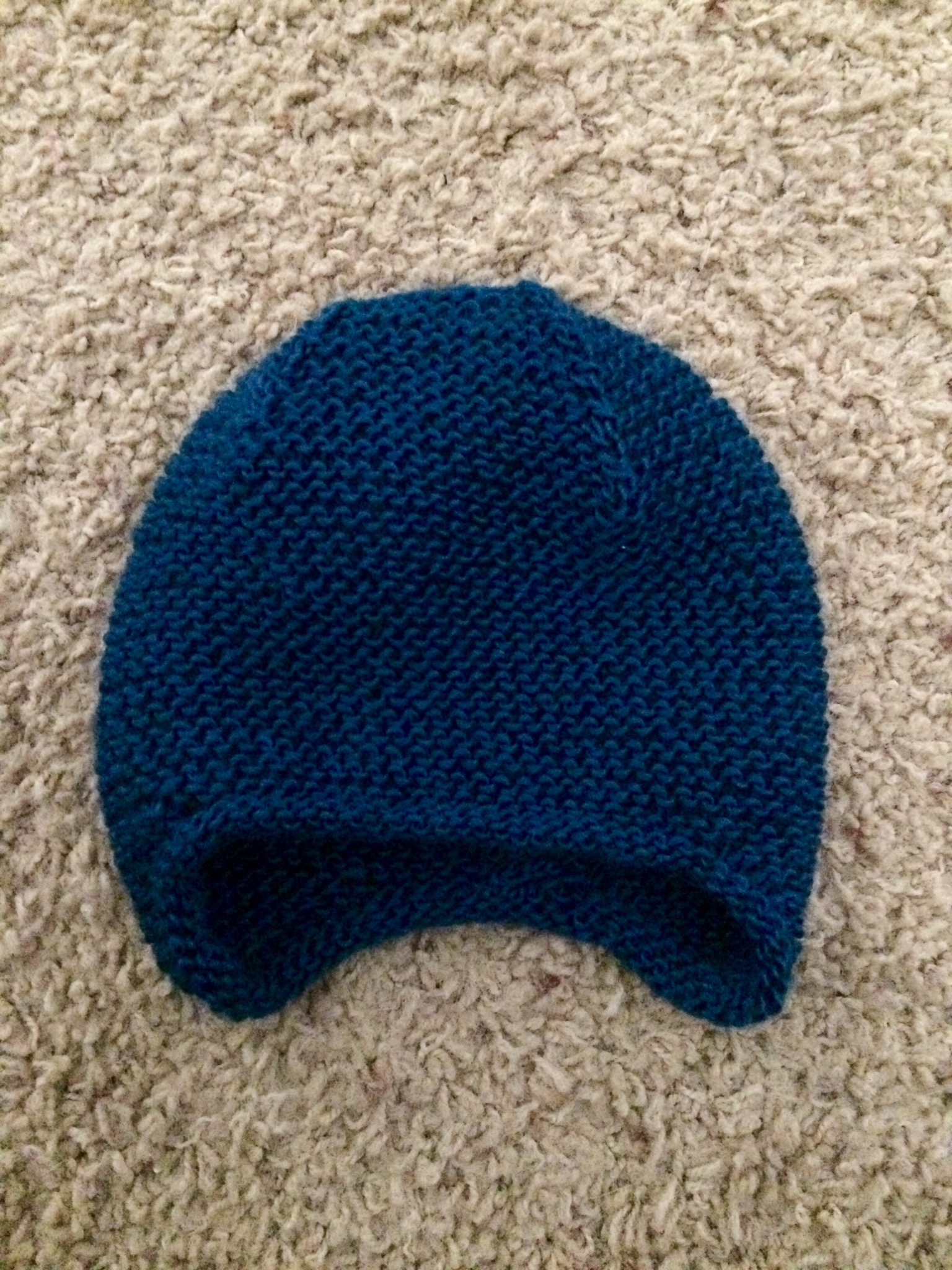 ... this time with a number of total stitches between the infant and  toddler sizes AND the correct needles! This first hat really is just ... c073d318208